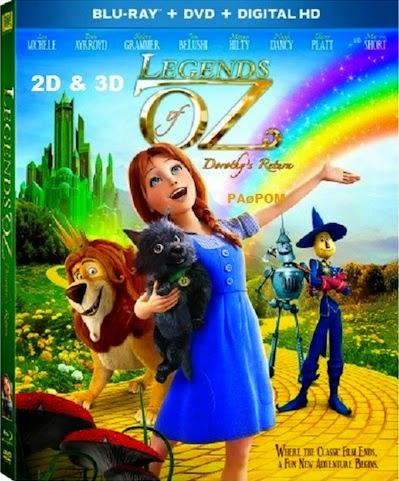 Legends of Oz Dorothy's Return Legends of Oz Dorothys Return 2013 BluRay 720p BRRip 625MB 399x481 Movie-index.com