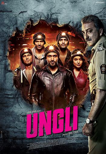 Ungli (2014) DvdScr Rip (Audio Clean) Free Download or Watch Online