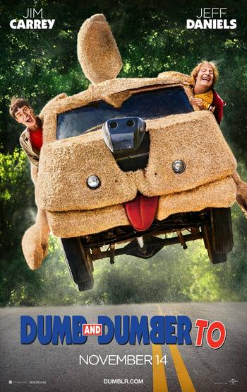 Dumb and Dumber To (2014) HD Rip 720p 803 MB