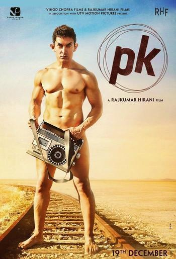 PK (2014) DvdScr Rip (Audio Clean) 698 MB