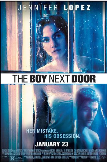 The Boy Next Door (2015) HD Rip 720p (603 MB)